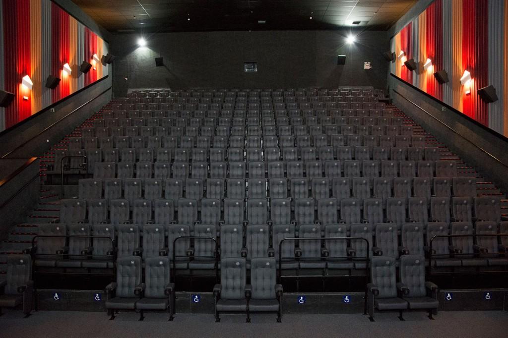 Cinema jk programação