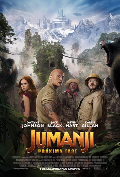 Jumanji: Próxima Fase